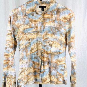 ❤️ 3/$30 GAP slim fit shirt